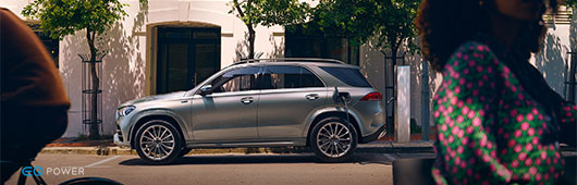 GLE SUV EQ Power.