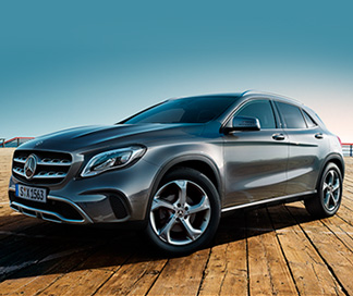 Oferta GLA 180 con Mercedes-Benz Alternative
